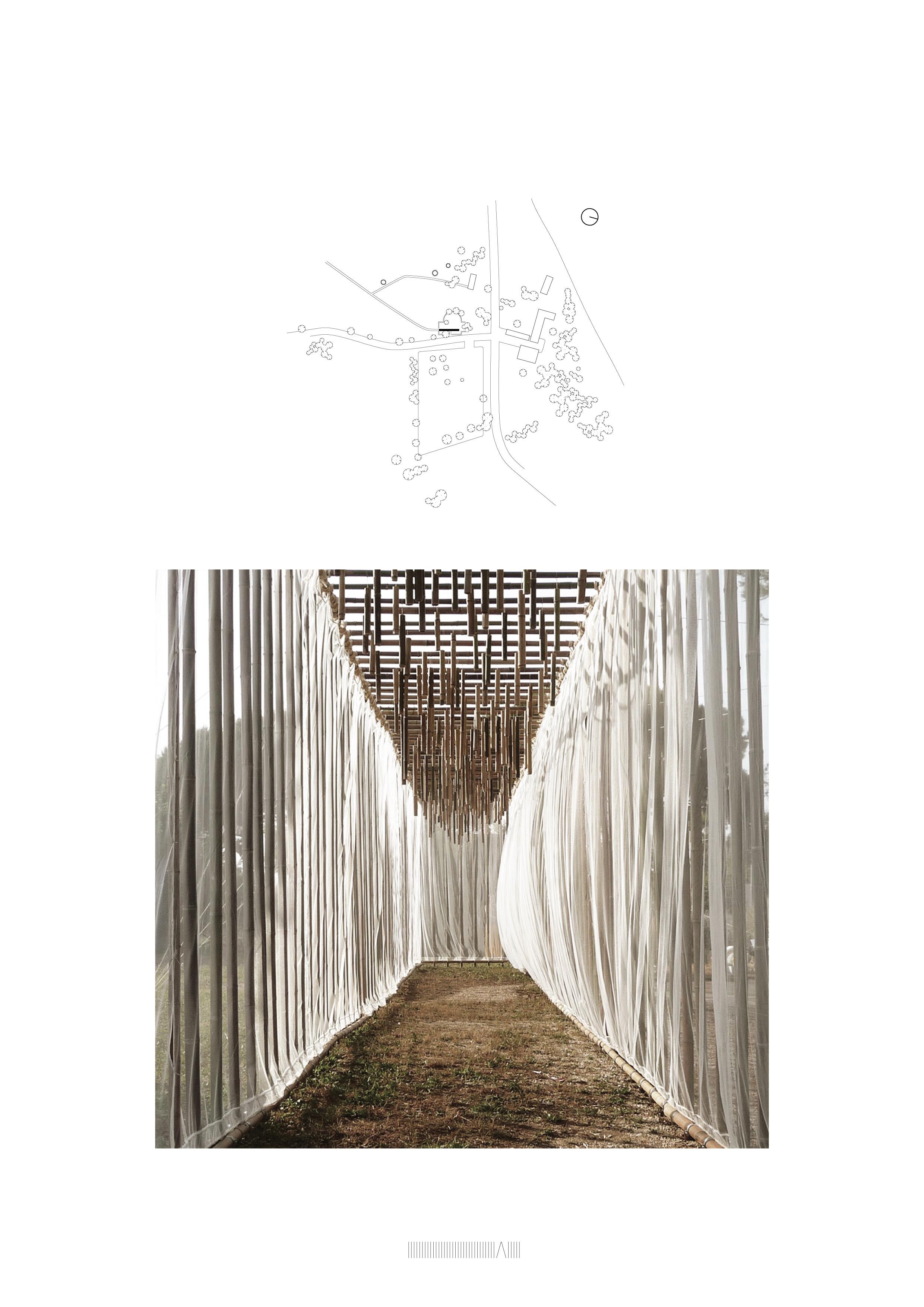 Baratti Pavillion 2015 - Parco archeologico di Baratti Populonia