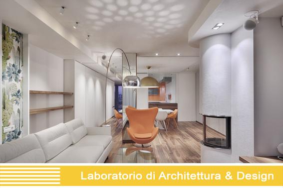 Logo Laboratorio di Architettura & Design
