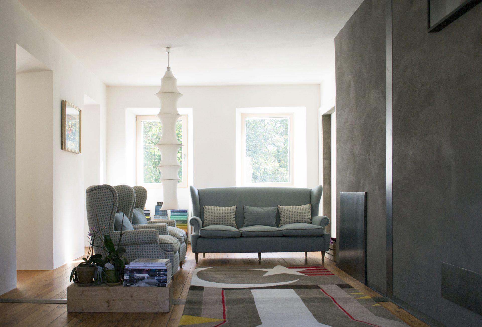Fotografia interno casa-studio