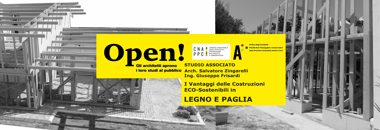 Ampliamento Studio Arch. Zingarelli