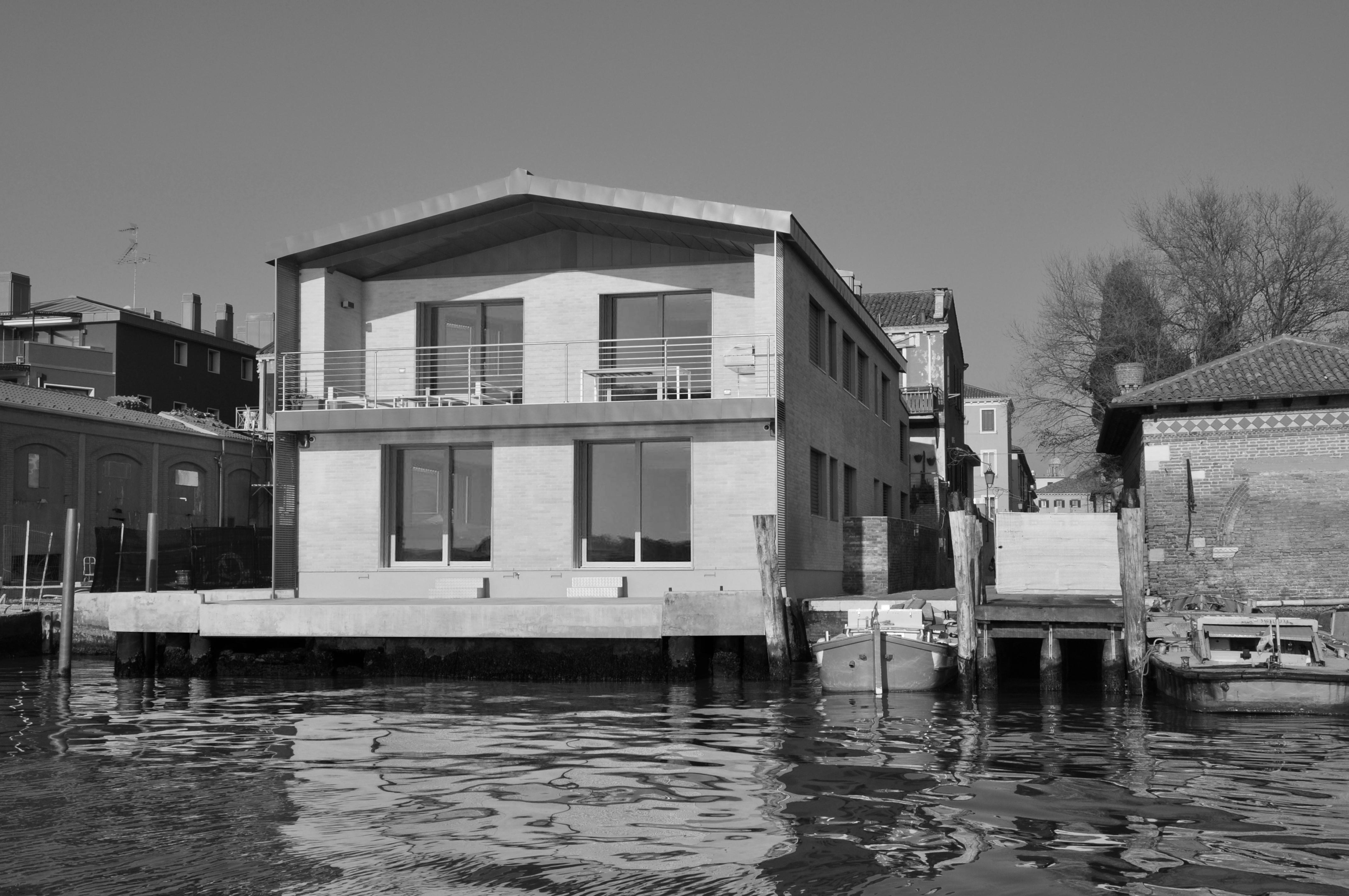 Fotografia di un progetto realizzato dallo studio Zuanier Associati