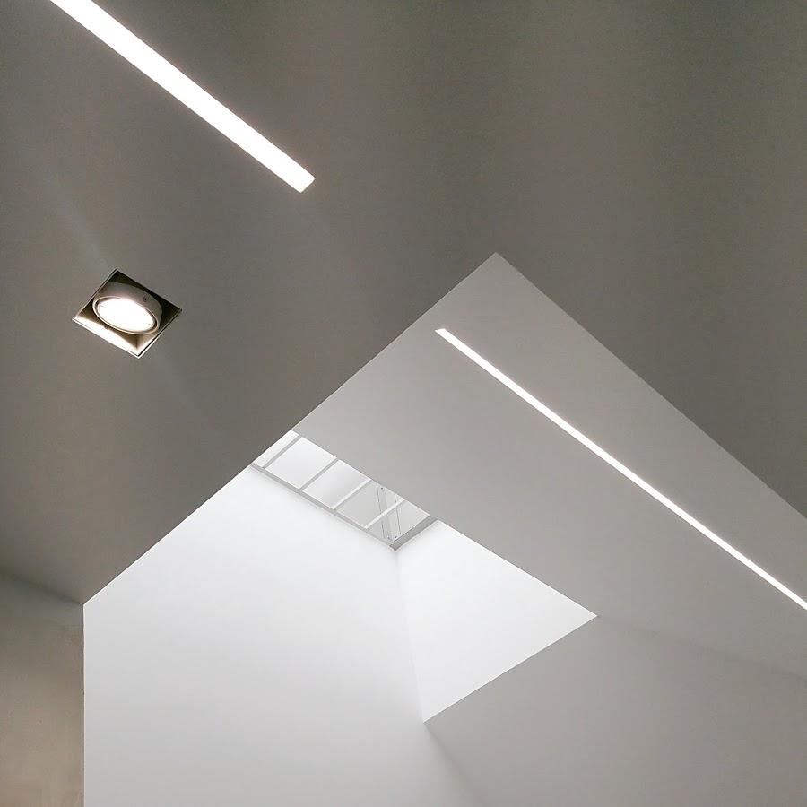 Lighting project for Gioj srl