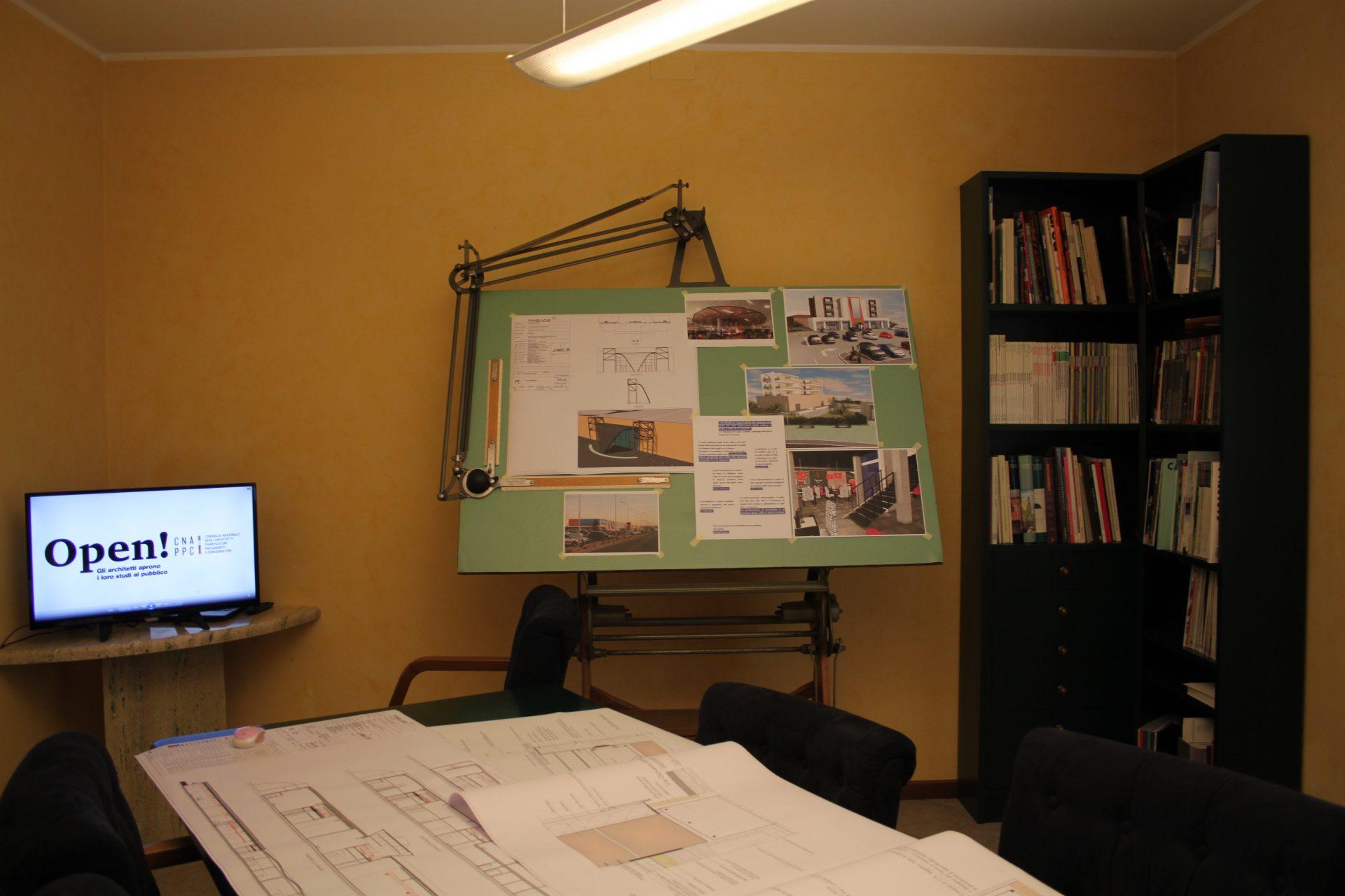 Fotografia dello studio