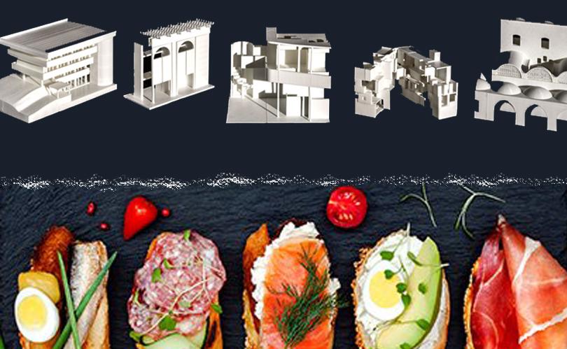 il sapore dell'architettura