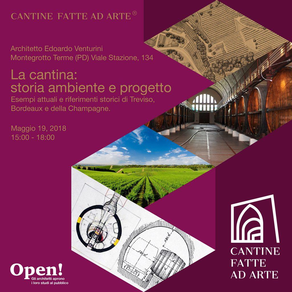 La Cantina: storia, ambiente e progetto.