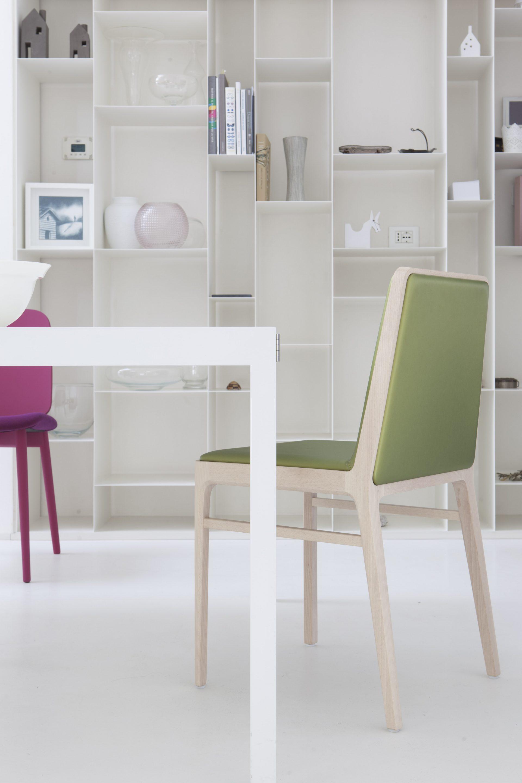 Seduta TIPTAP in ambiente dining