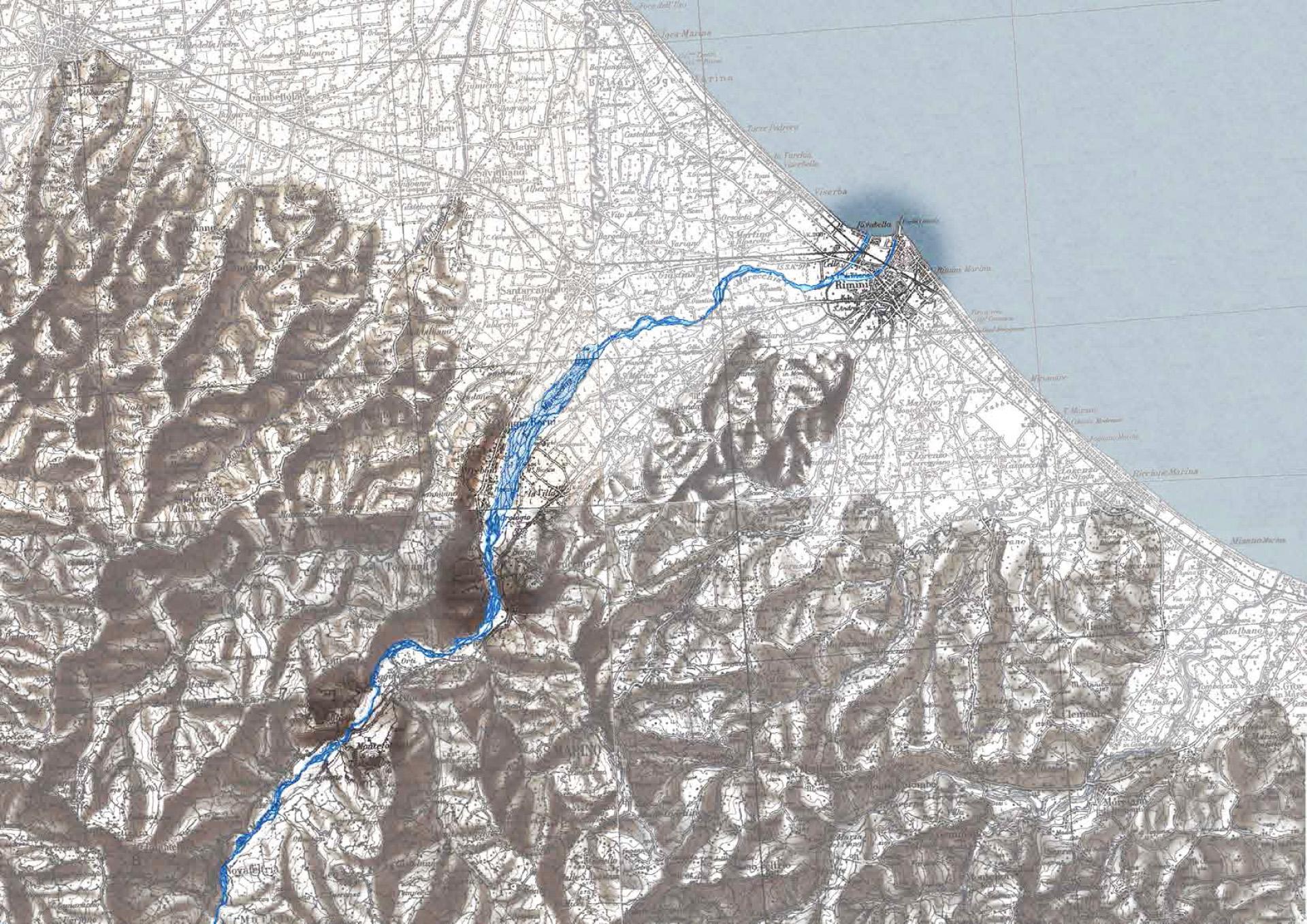 la Valle del Marecchia