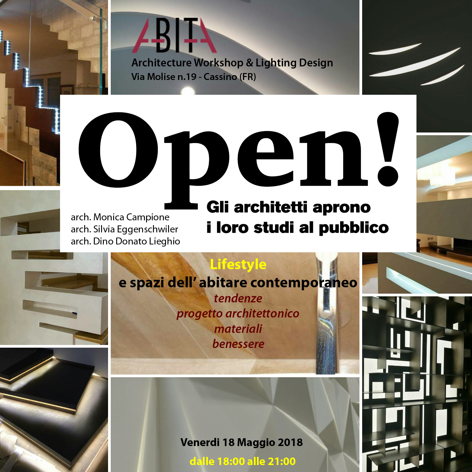 A-bit-A architecture workshop & lighting design