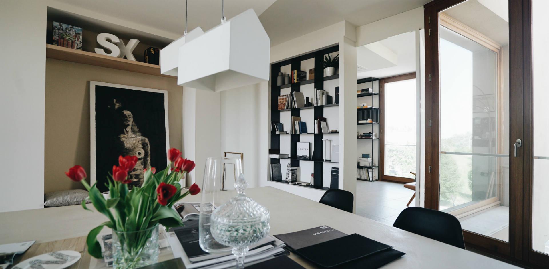 Fotografia dello studio di architettura dArc