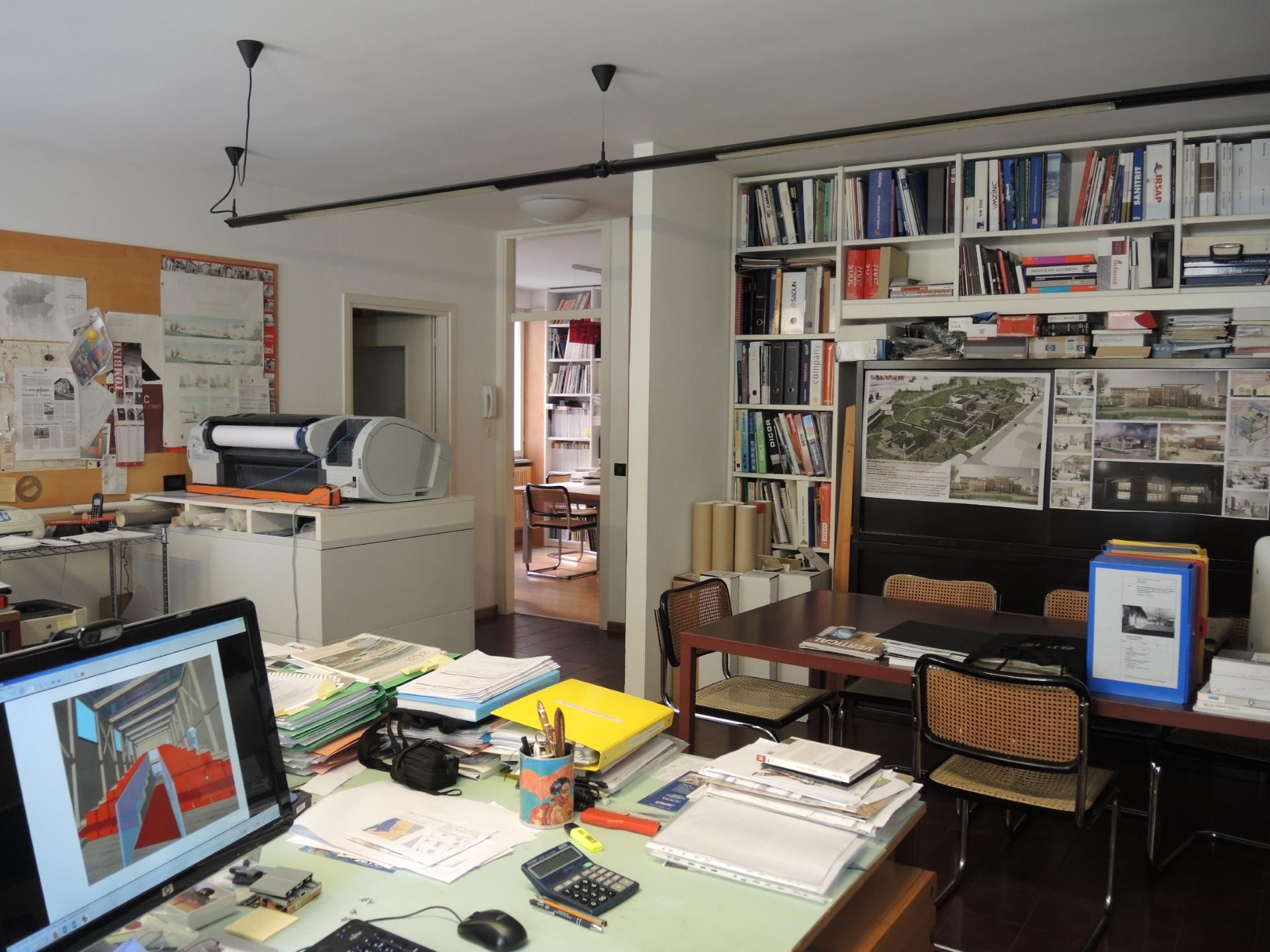 la foto di una stanza del nostro studio