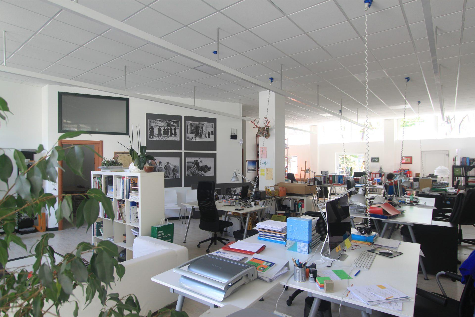 fotografia dello studio Area 9