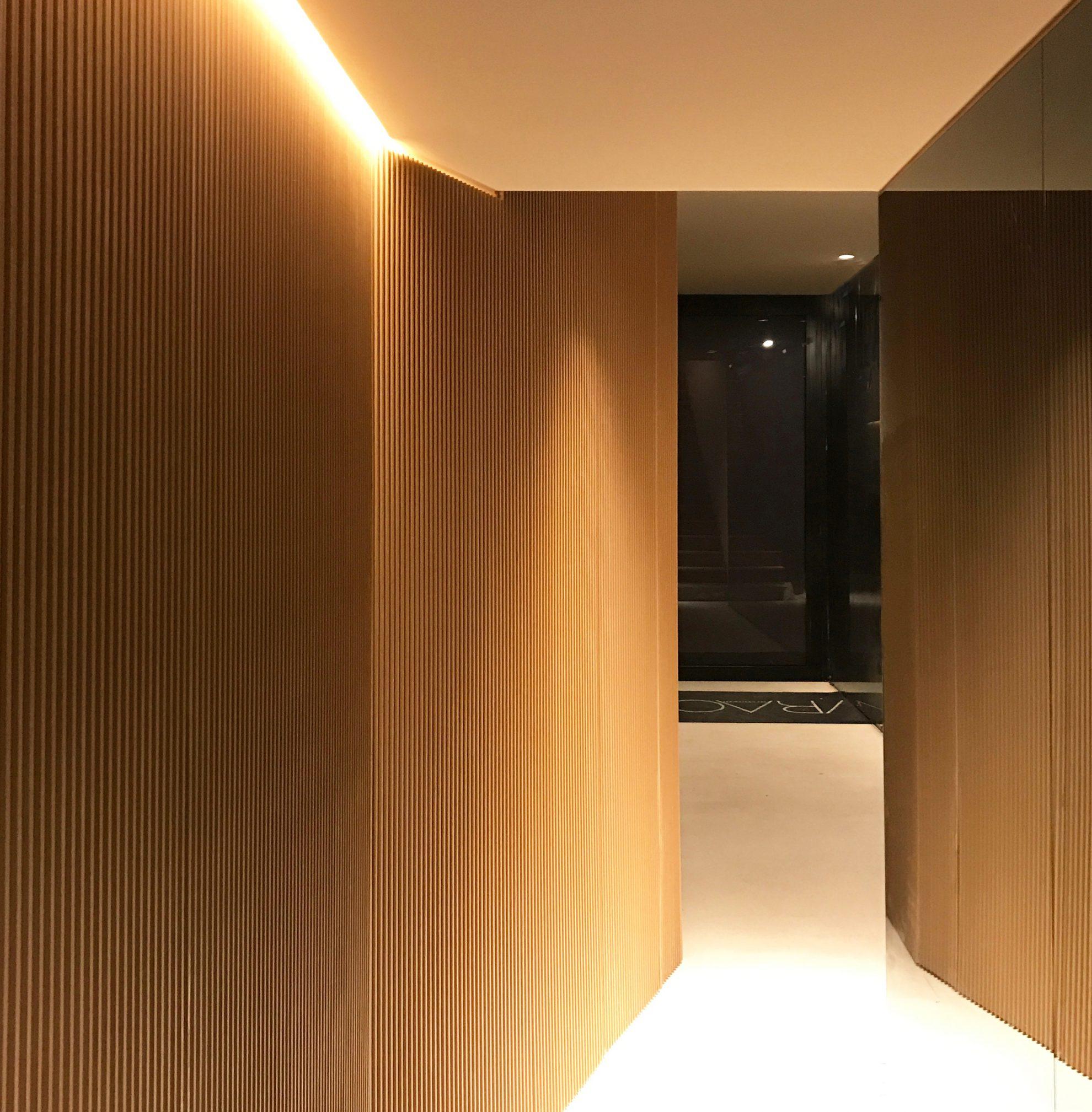 Ingresso Studio Iraci Architetti