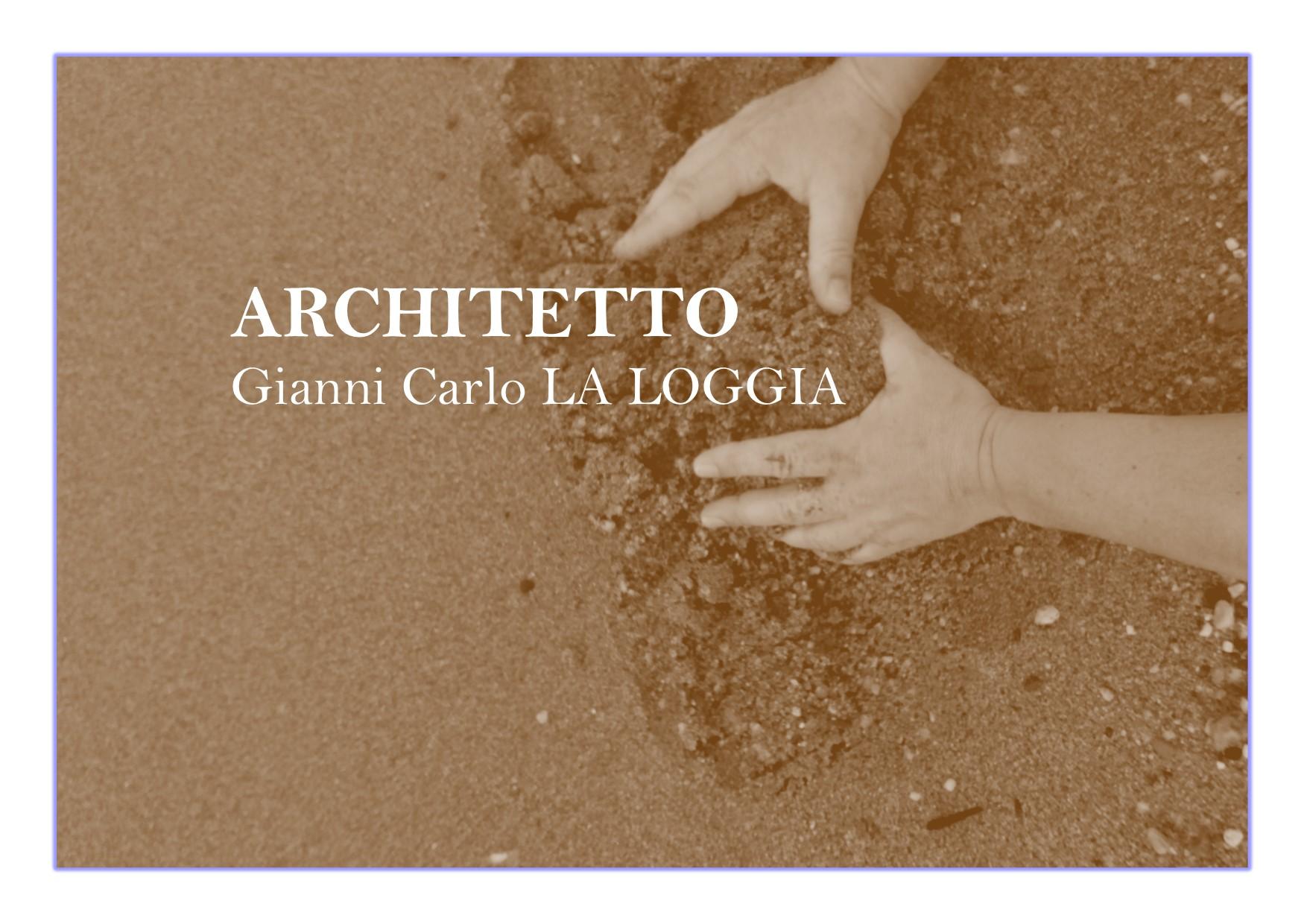 L'architettura nelle mani dell'architetto