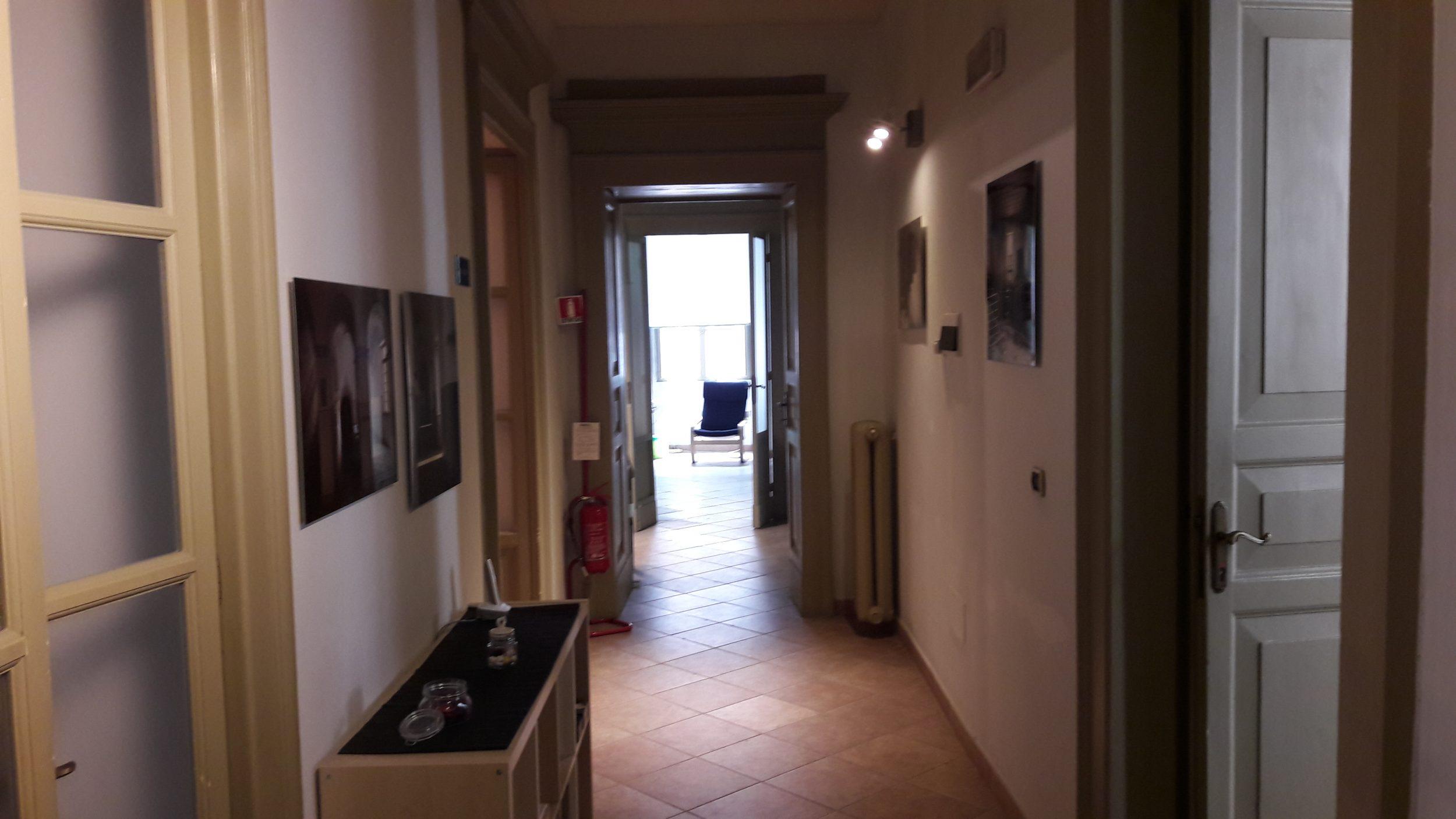 Fotografia dell'ingresso dello studio STP