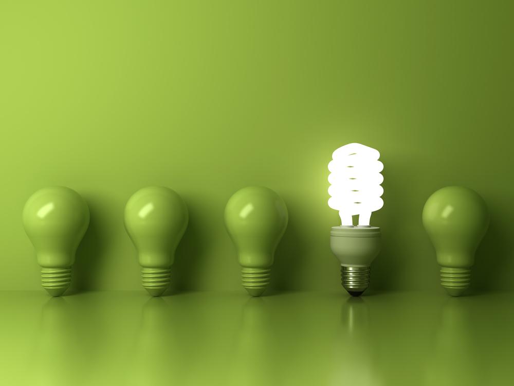 Fotografia evocativa sul tema dell'energia