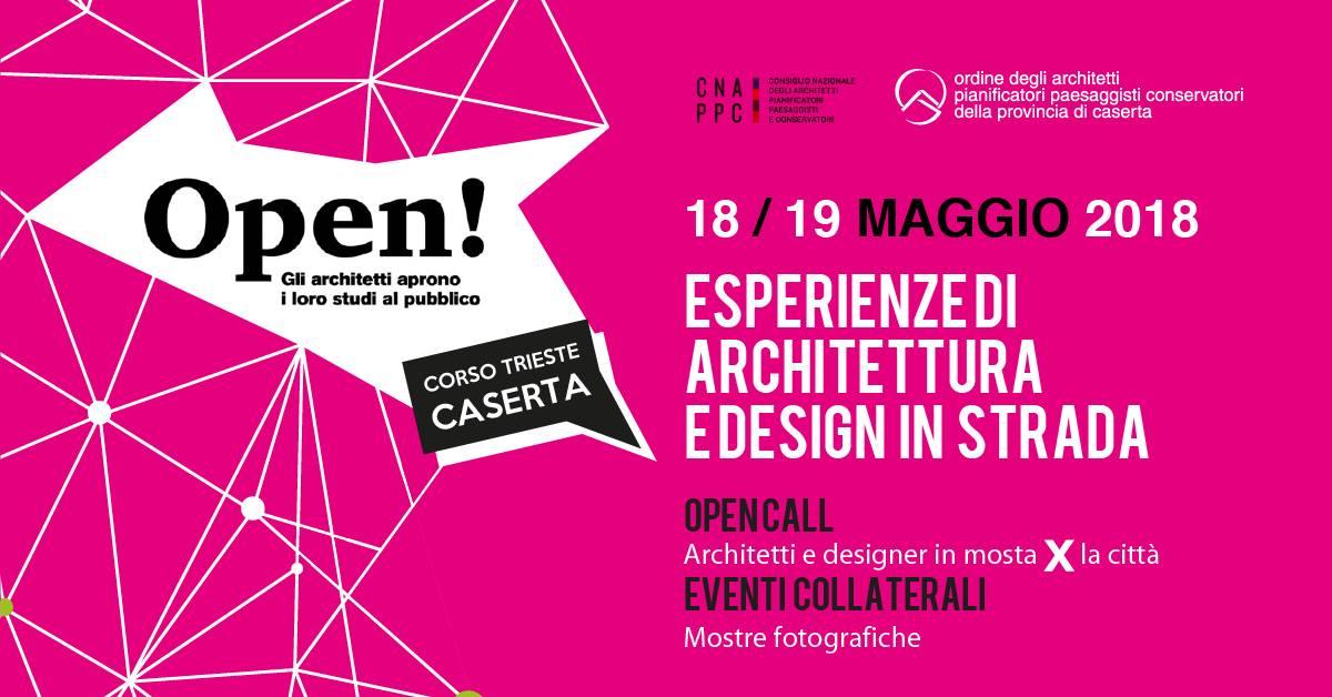 locandina evento open
