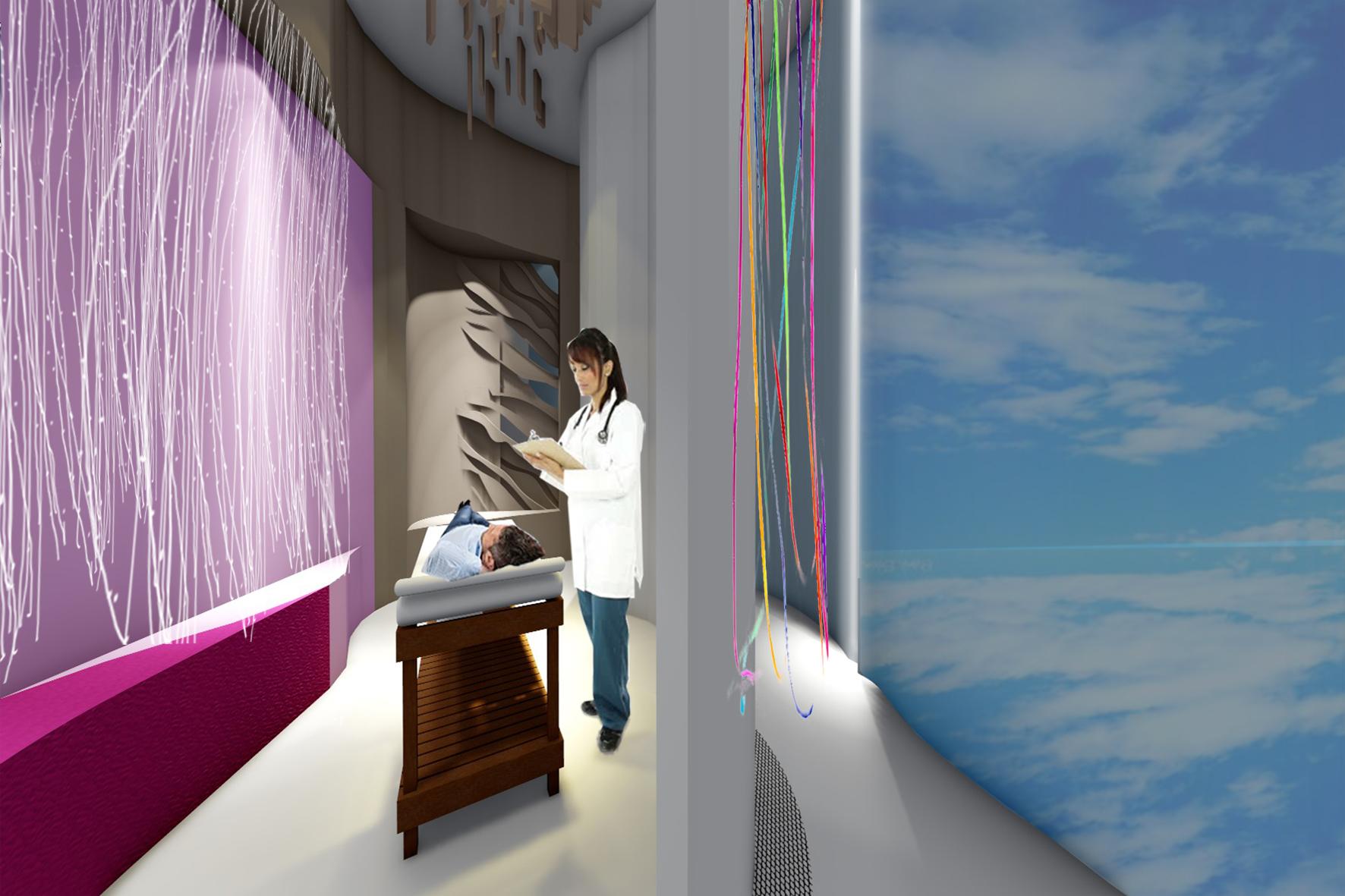 Luogo sensoriale di ArchitetturaTerapia™
