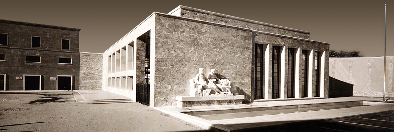 Palazzina Reale, foto storica