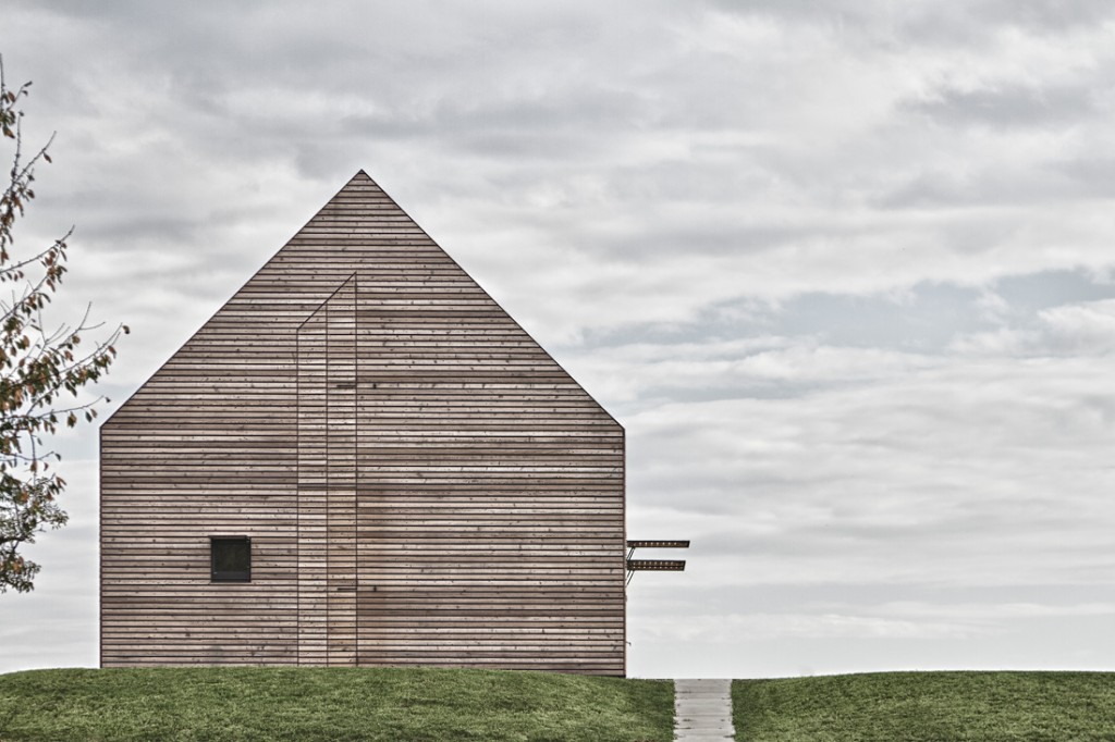 Fotografia di una casa
