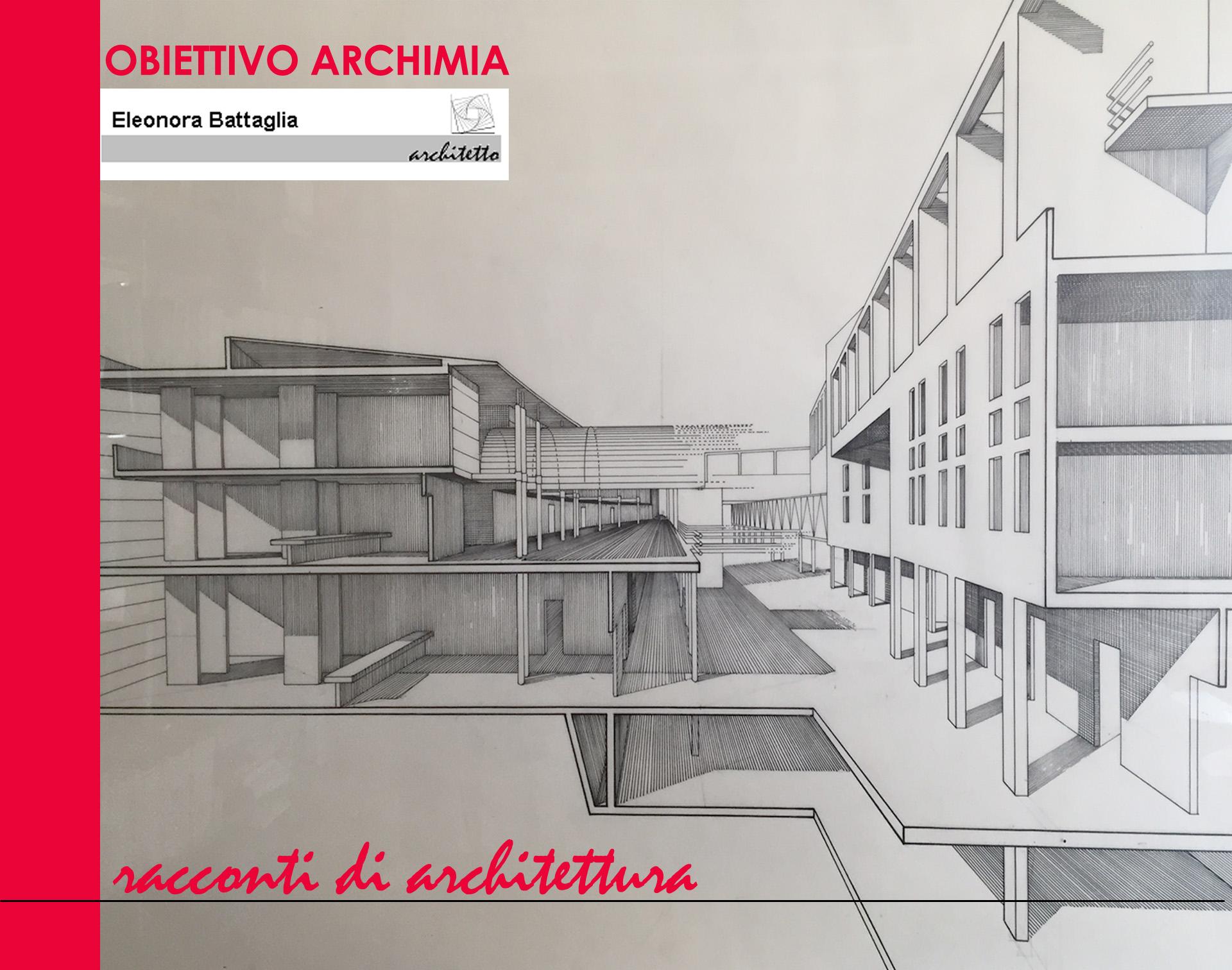 Progetto per edificio residenziale e uffici su via Ostiense - Roma