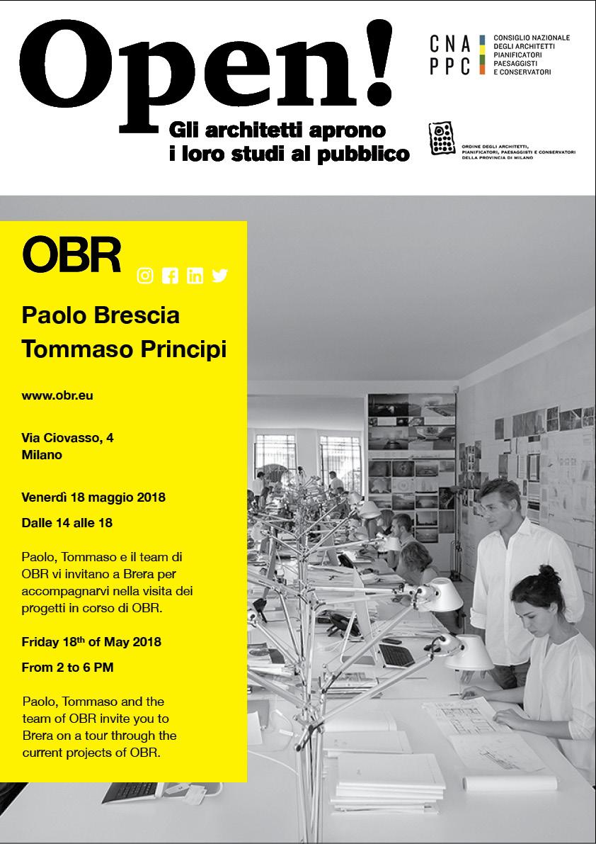 Obr paolo brescia e tommaso principi open for Architetti studi architettura brescia
