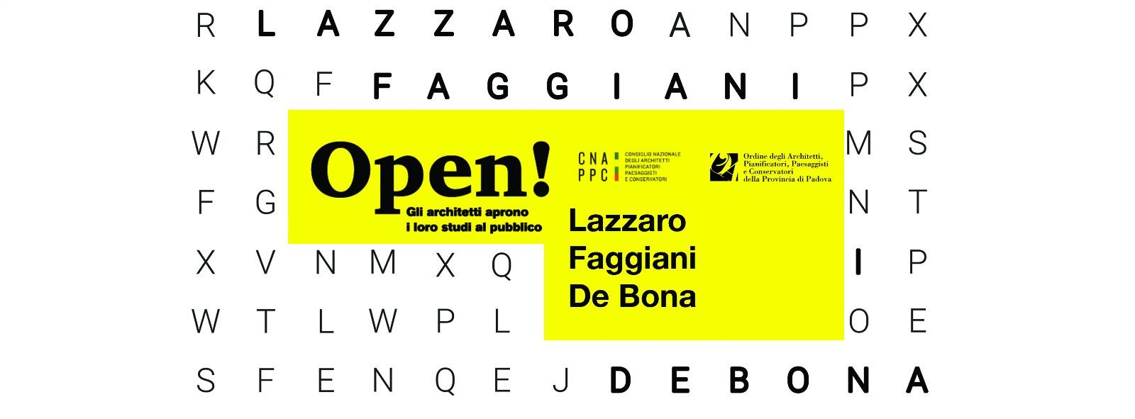 Lazzaro Faggiani De Bona architetti