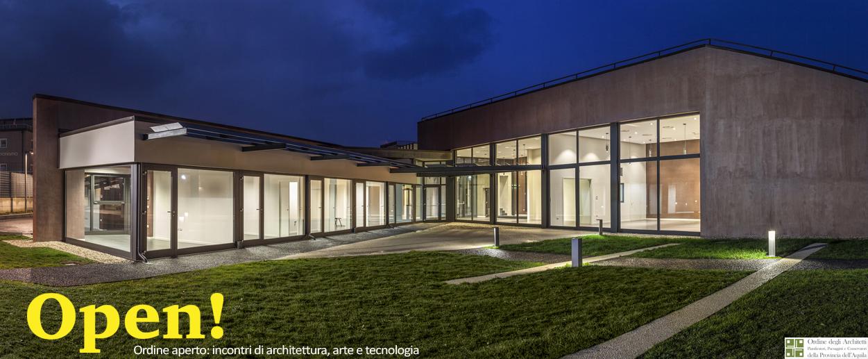 Panoramica della Sede dell'Ordine degli Architetti P. P. e C. della Provincia dell'Aquila