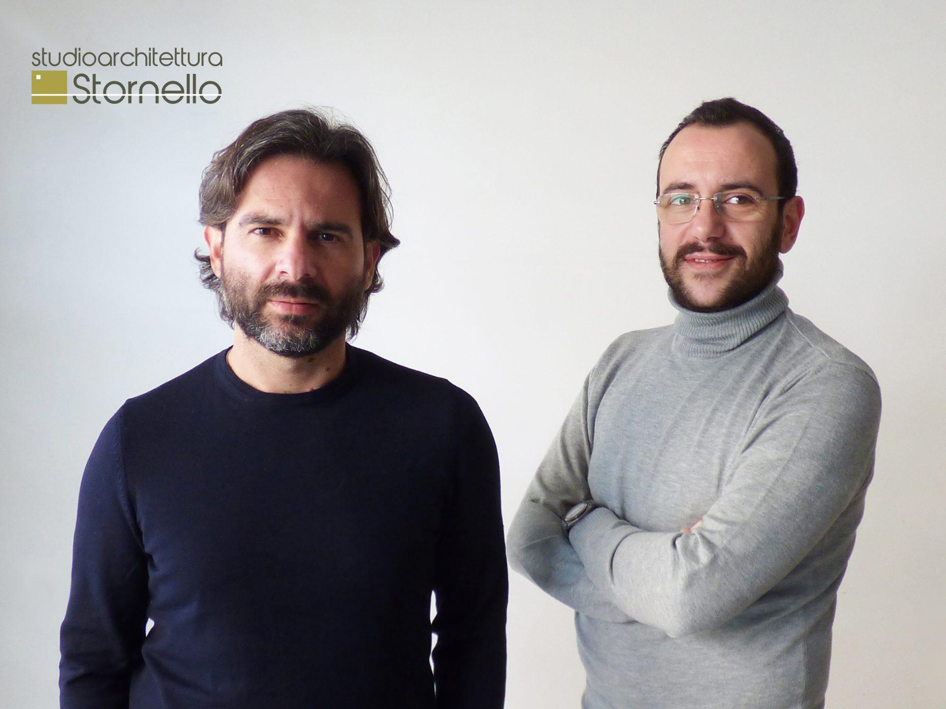 Antonio Stornello e Salvo Fidone