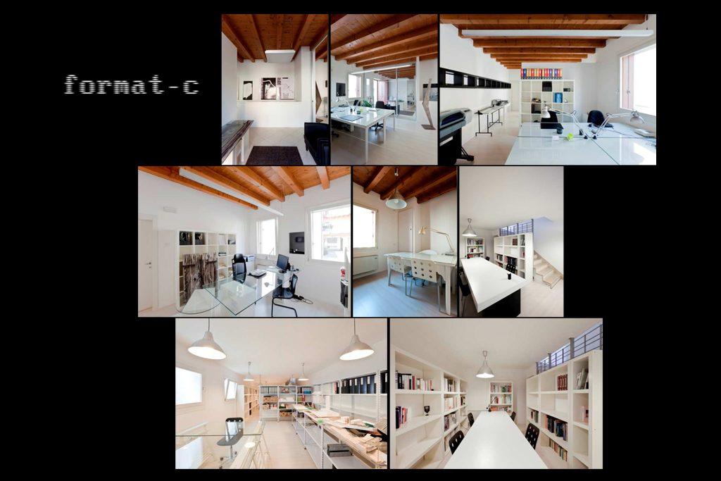 Foto interno studio.