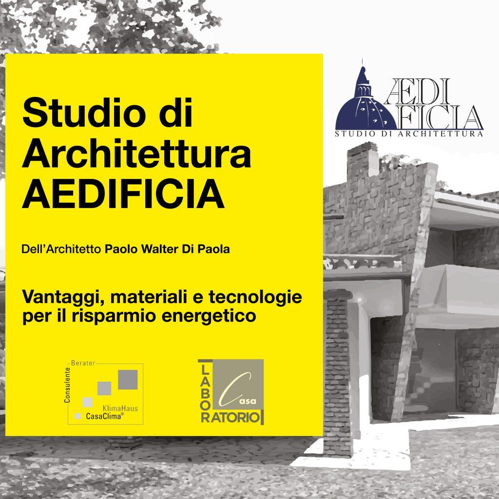 Studio di Architettura Aedificia