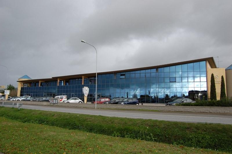 Edificio progettato dallo Studio Arrighini