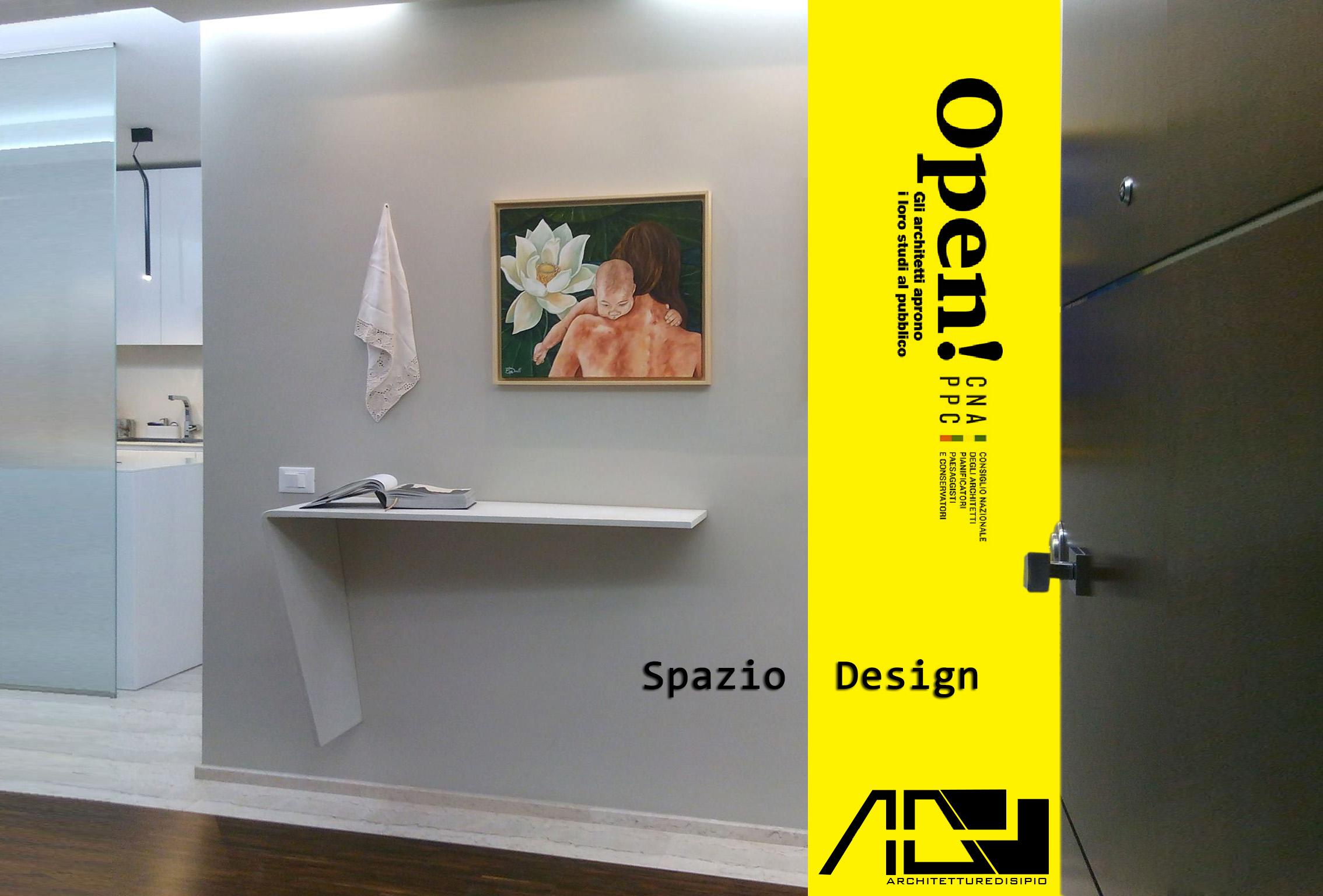 Consolle  in pietra ricostituita | design Tiziana Di Sipio