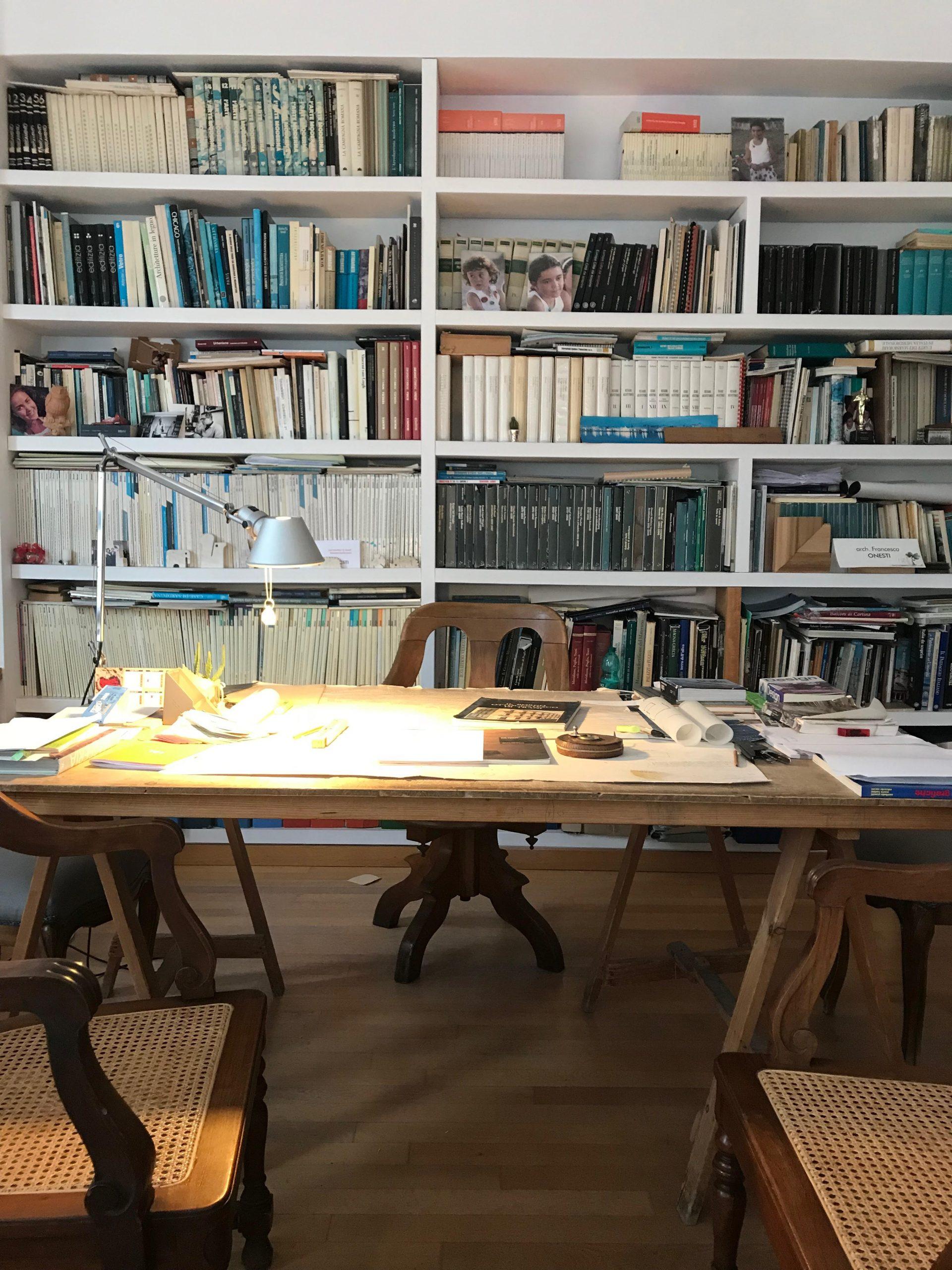 fotografia del mio studio