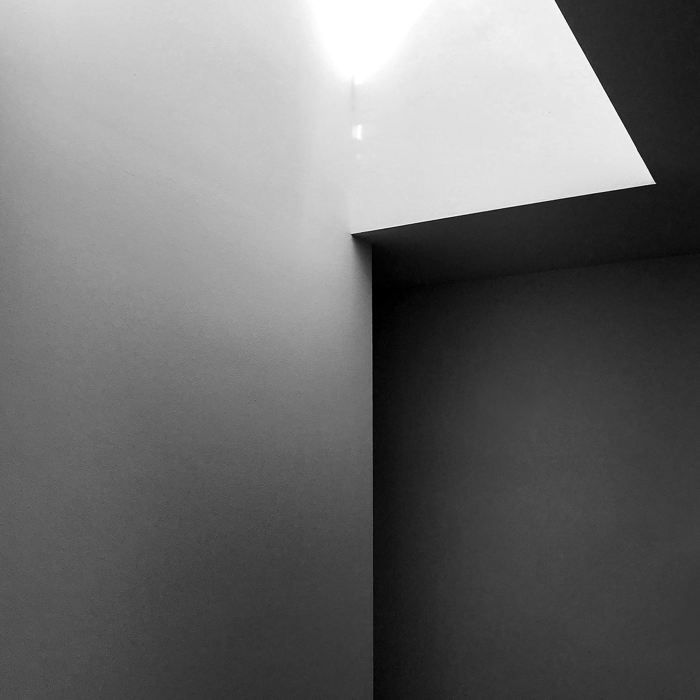 Fotografia di un dettaglio architettonico interno
