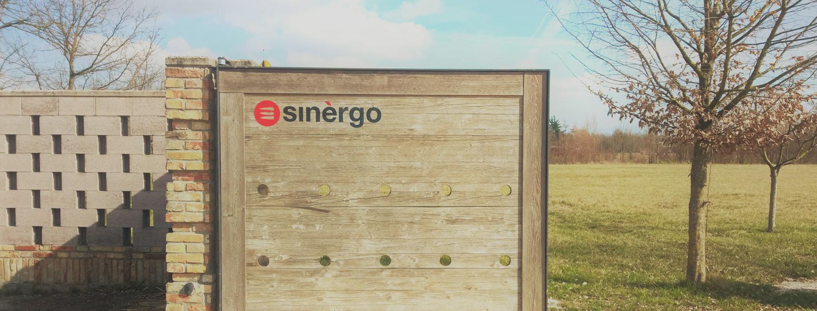 Ingresso di Sinergo Spa - Martellago (VE).