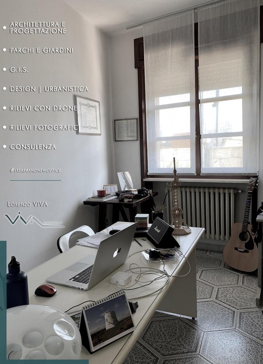 Studio di Arch. del Paesaggio (e non solo) di Lorenzo Viva.