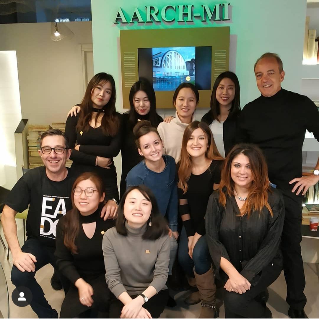 People of AARCH-MI