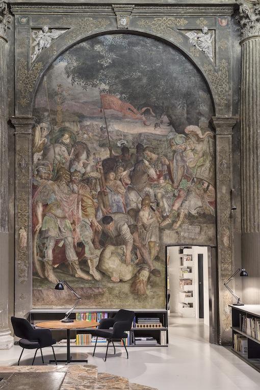 San Paolo Converso, sede di Locatelli Partners.