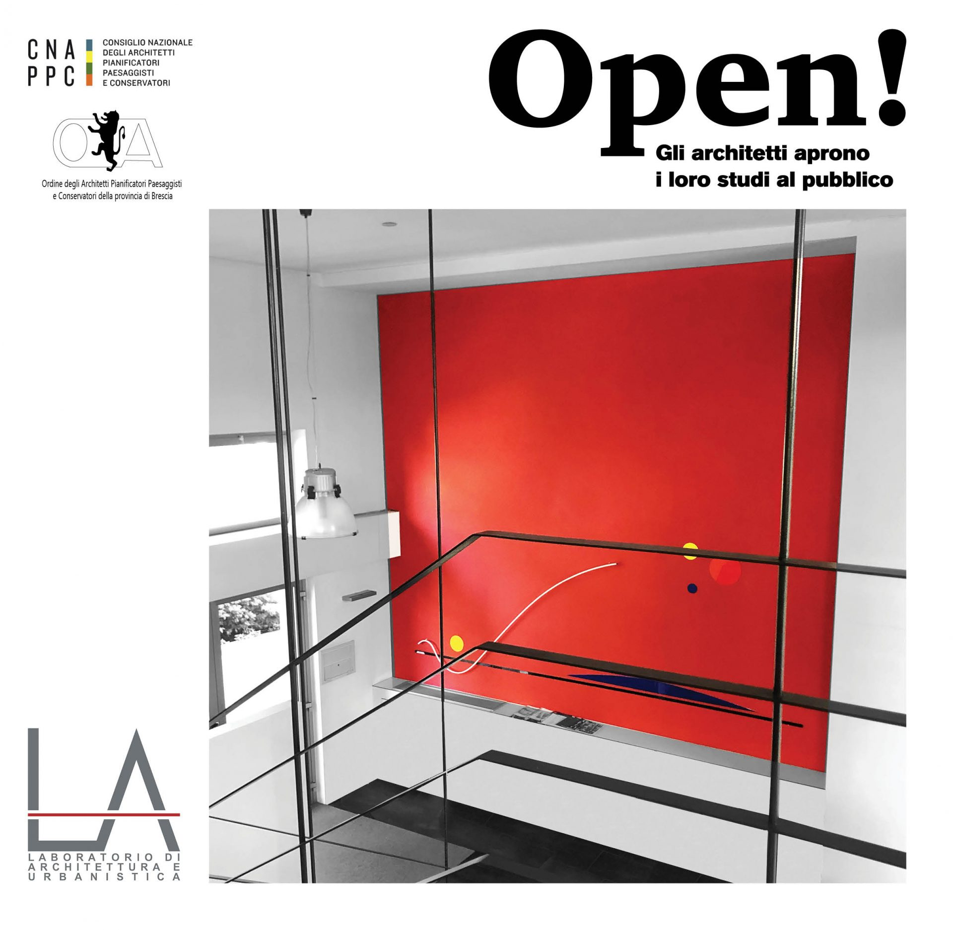 Fotografia dello studio Lussignoli Associati - Laboratorio di architettura e urbanistica