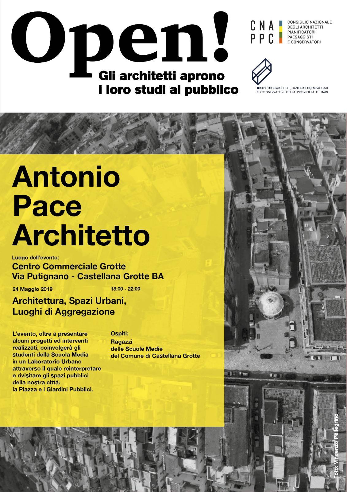 Architettura, Spazi Urbani, Luoghi di Aggregazione