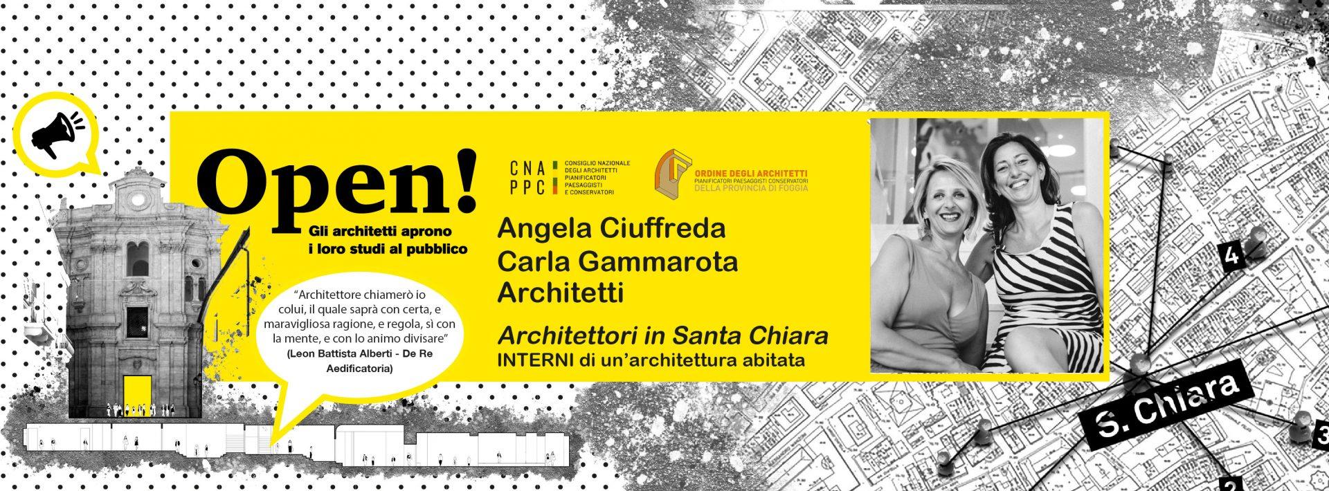 foto architetti con luogo evento
