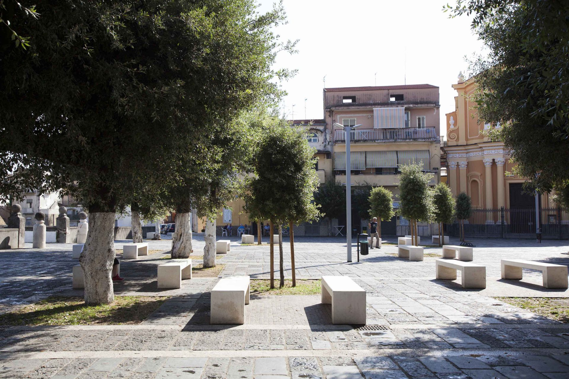 Piazza Castello, Acerra (NA)