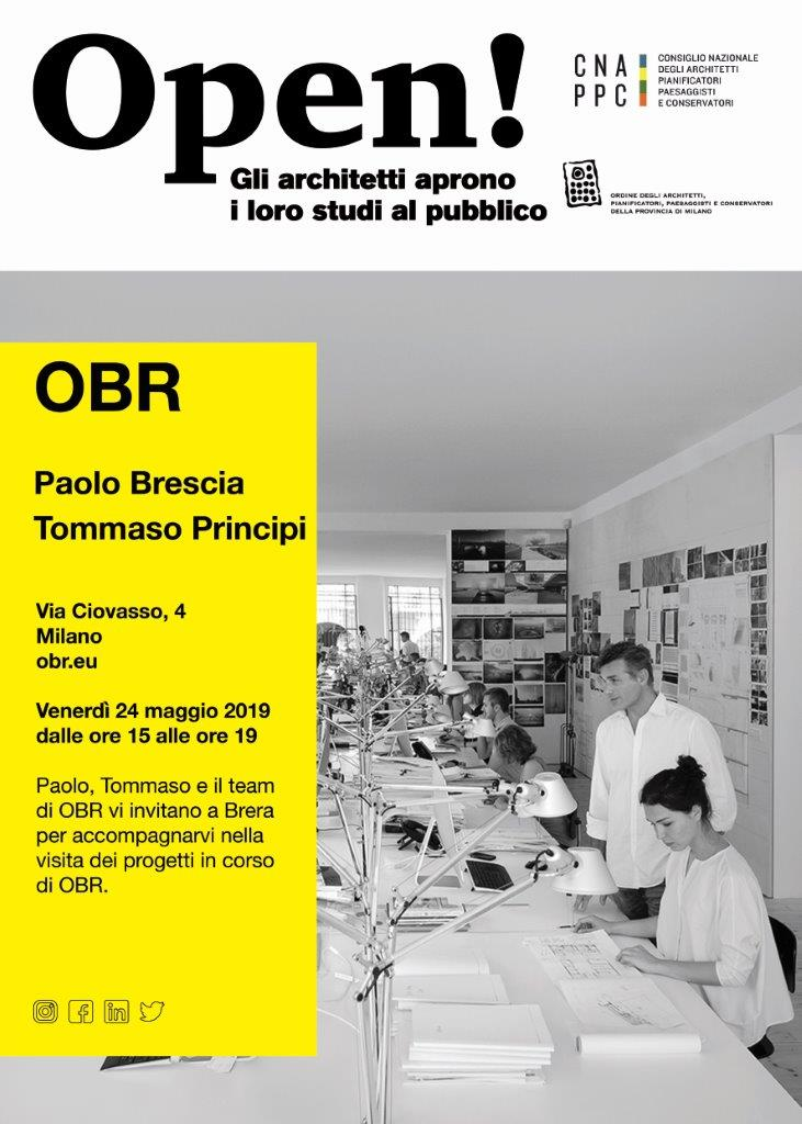 Lo studio OBR e partners