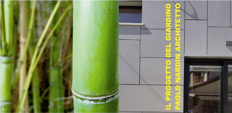 Open il progetto del giardino