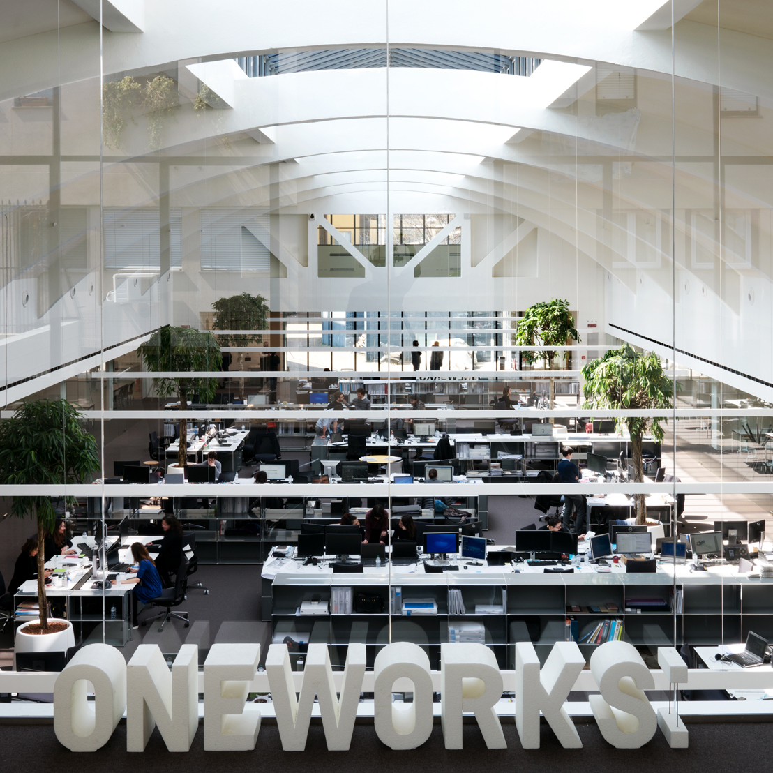 One Works Studi Aperti