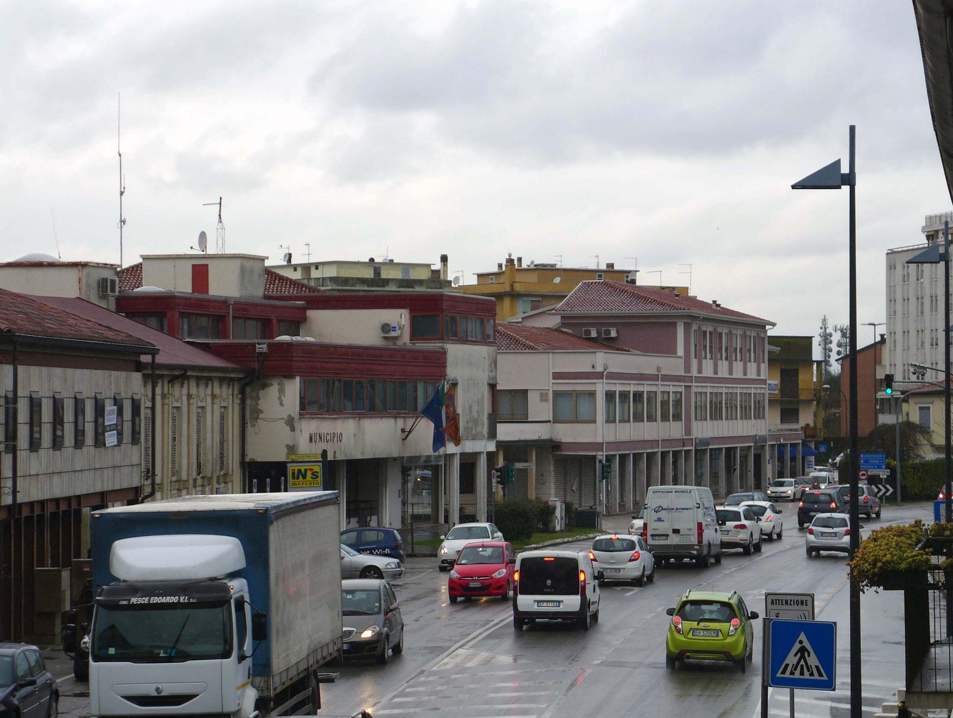 Area ex municipio Comune di Stra