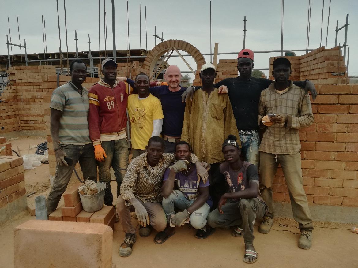 Fotografia di intervento in Africa