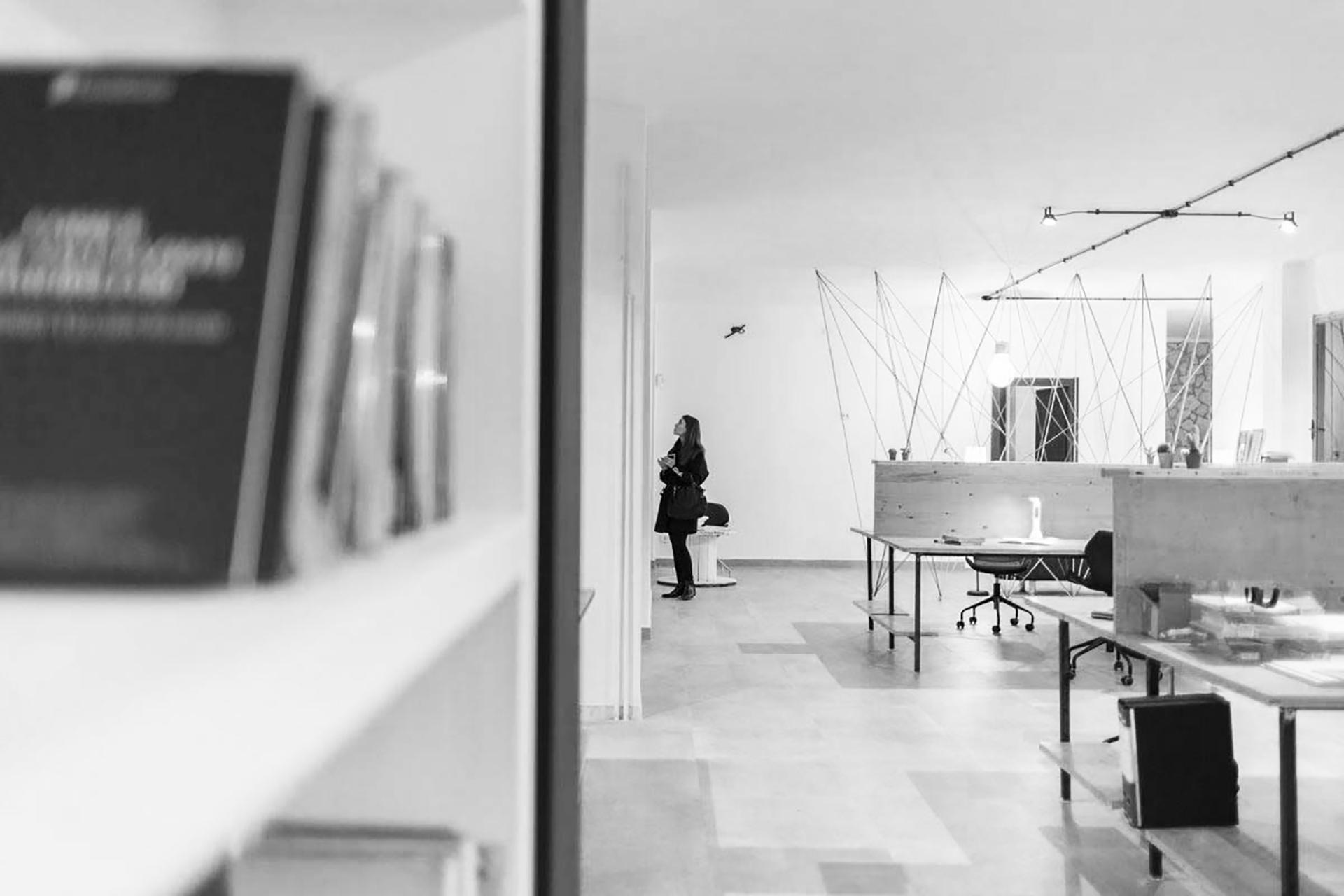Foto del coworking HomeING  sede Fioretti Ingegneria e architettura