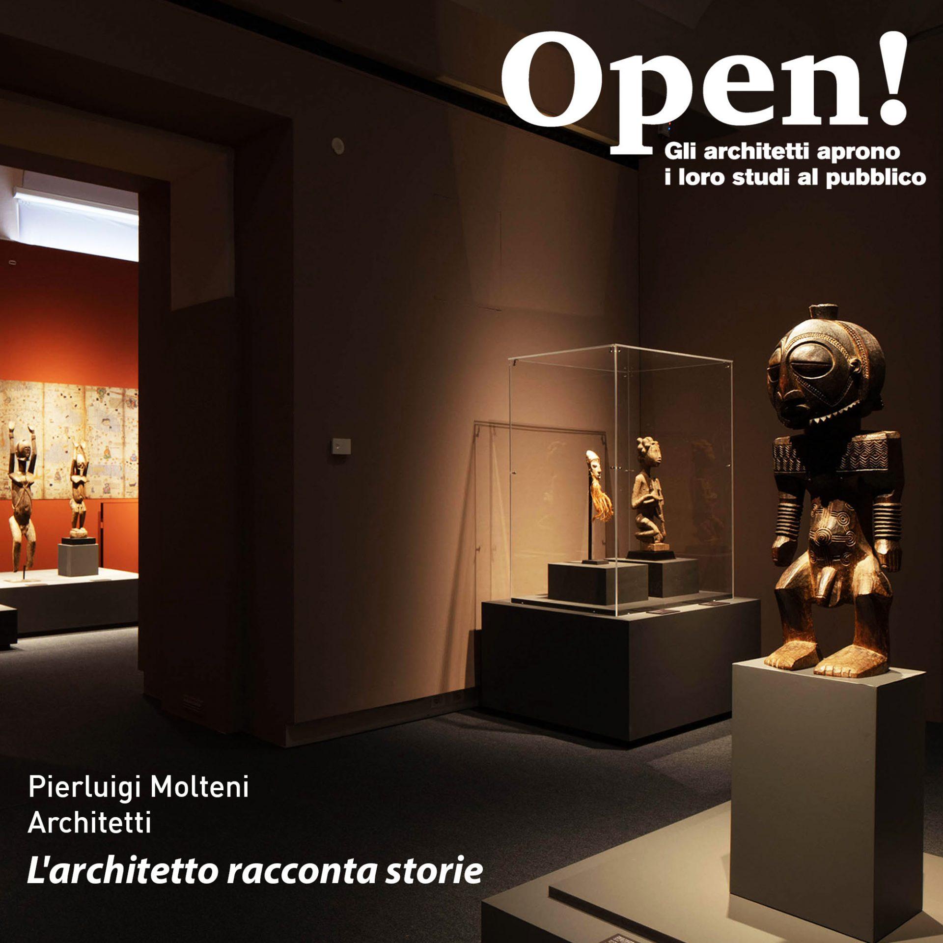 Fotografia dell'allestimento Ex Africa, Museo Civico Archeologico di Bologna