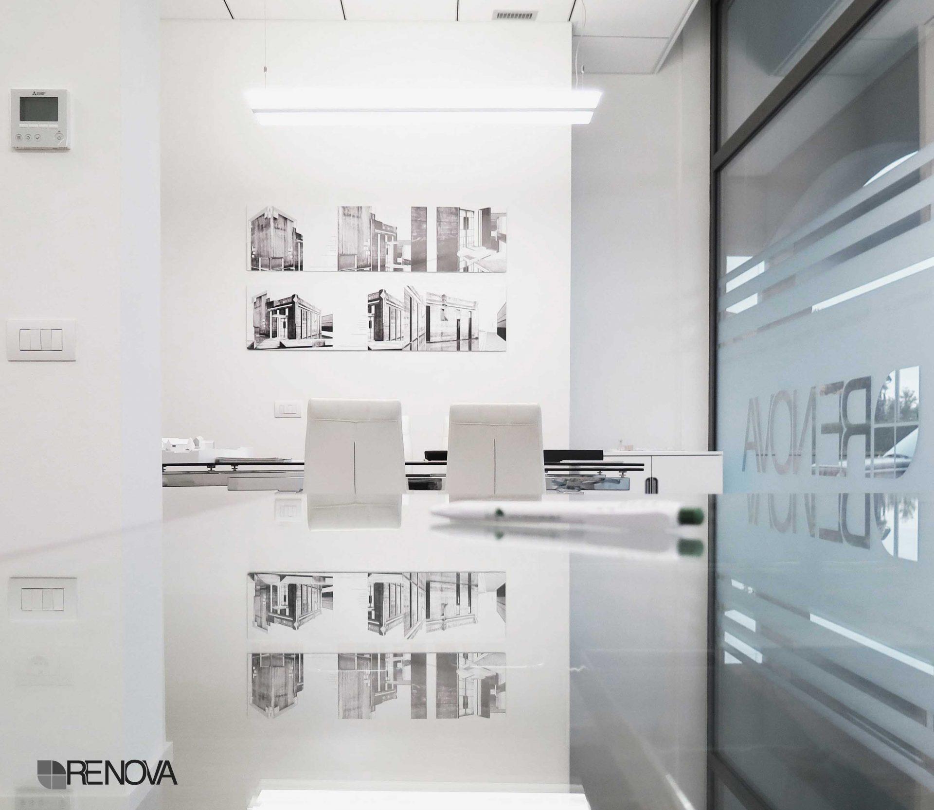 Foto dello studio interno.
